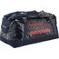 Patagonia Black Hole Duffel 90L Navy Blue W/Paintbrush Red